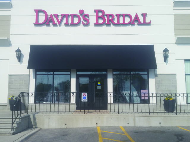 David's Bridal London, ON