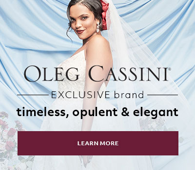 Exclusive Brand Oleg Cassini - timeless, opulent & elegant