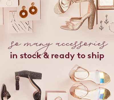 Ready to Ship Accessories