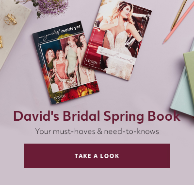 Brides - are you ready to preview our spring collection? (say yes!)
