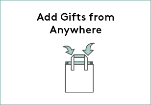 Add Gifts from Anywhere