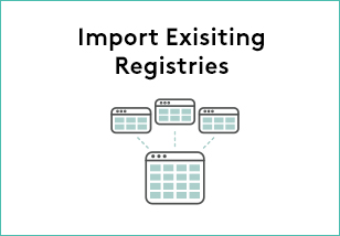 Import Existing Registries