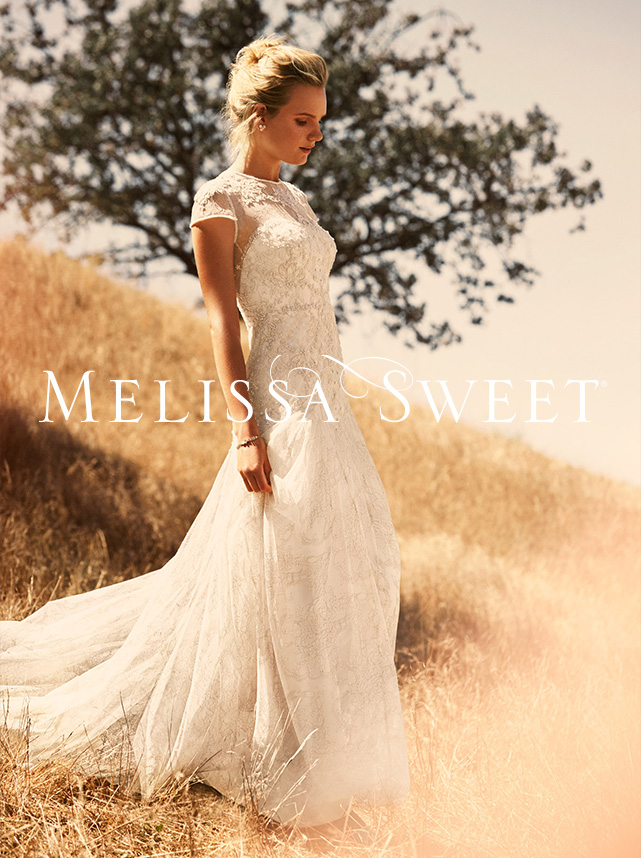Melissa Sweet Designer Wedding Dresses David S Bridal