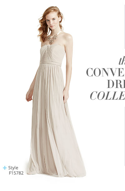 Versa Convertible Infinity Multiway Bridesmaid Dresses
