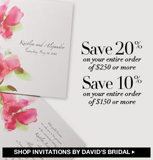 Shop Unique Wedding Invitations, Wedding Programs and Wedding Stationery