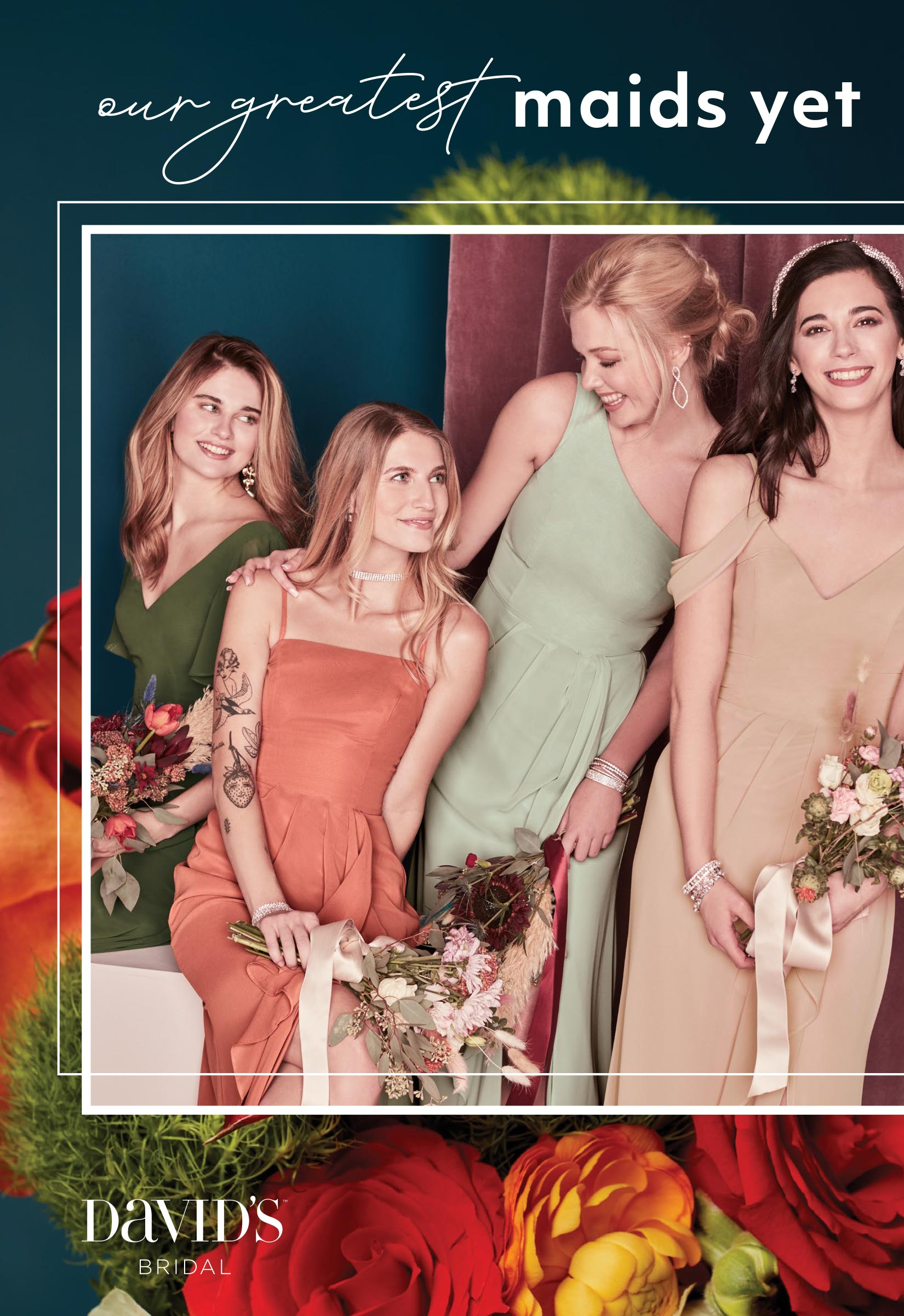 Bridesmaid Style Guide
