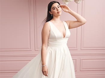342bbc6865c21 Brides: Bridal Inspiration, Tips & Trends 2019 | David's Bridal