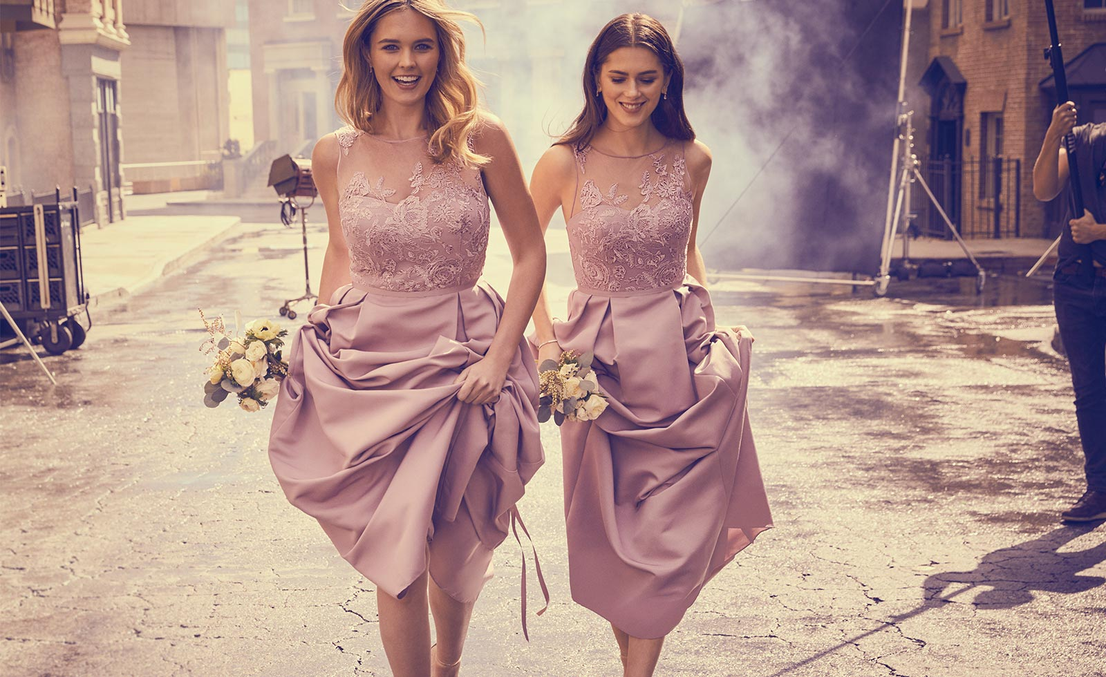 Bridesmaids: Inspiration, Exclusive Styles, Trending Looks | David\'s ...