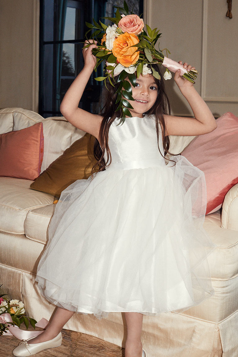 c025f111a3aa6 Flower Girl Inspiration | David's Bridal