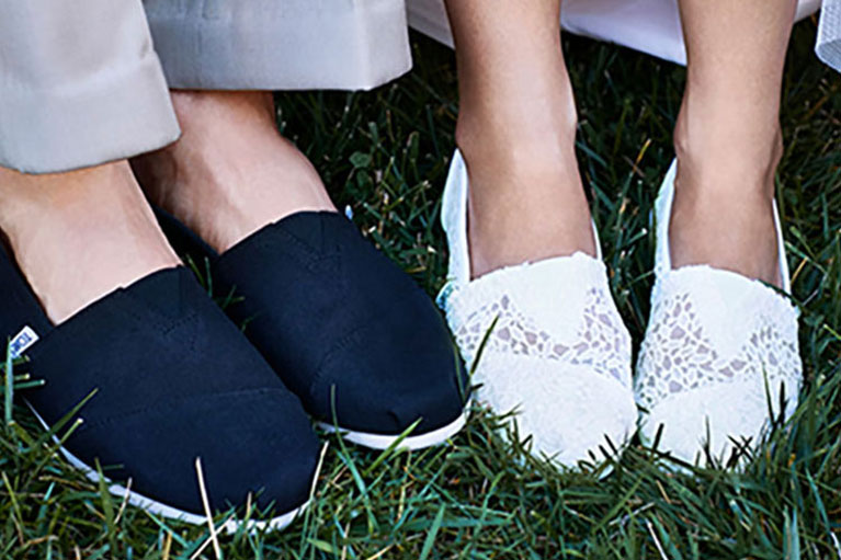 TOMS Slip on Shoes for Men and Women