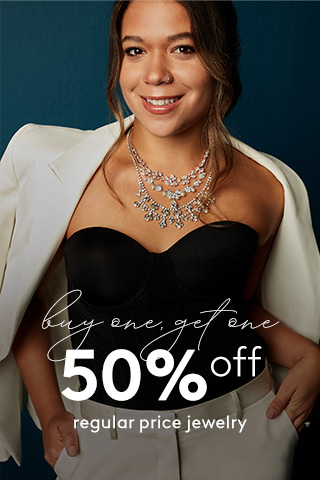 BOGO 35% off Reg Price Jewelry