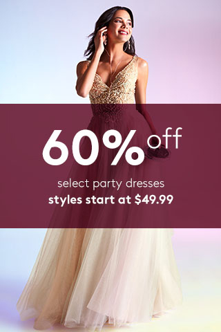 Prom Starting at $49.99
