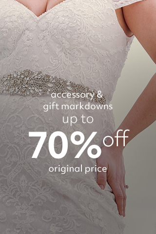Up to 70% off accessory markdowns