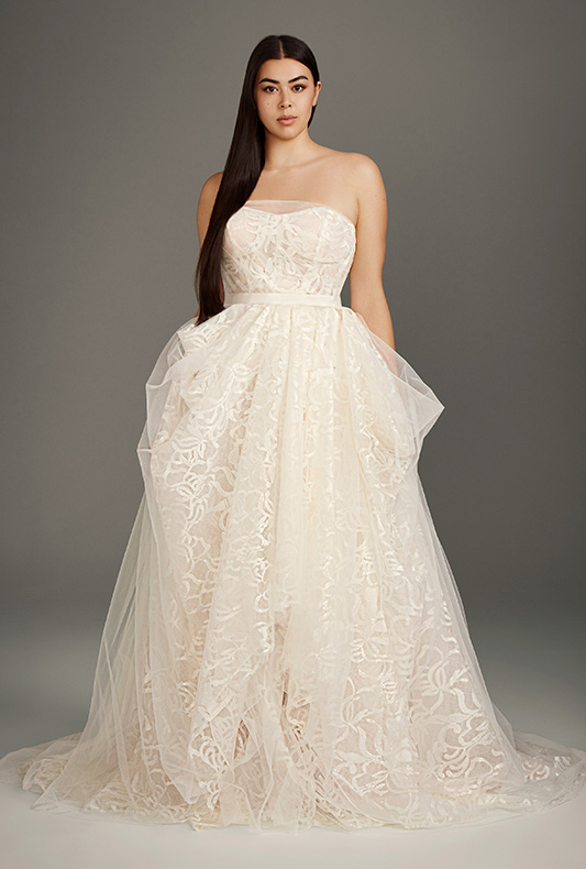 51178cd693b4 White by Vera Wang Wedding Dress Collection