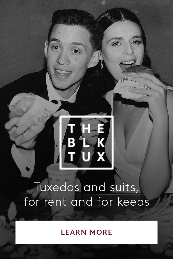 Tuxedos and suits, for rent and for keeps