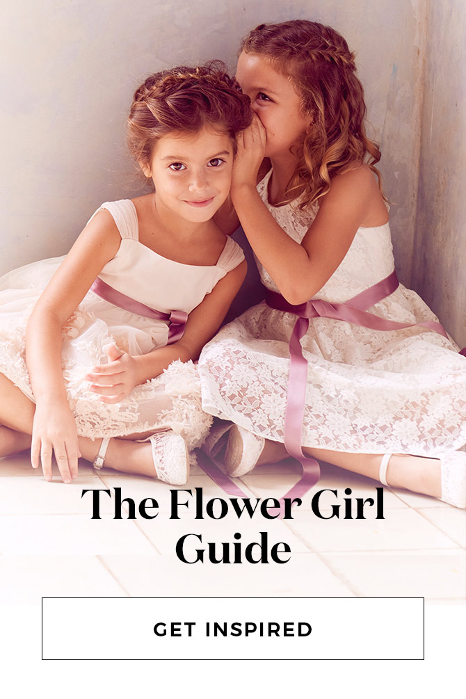 Flower Girl Guide