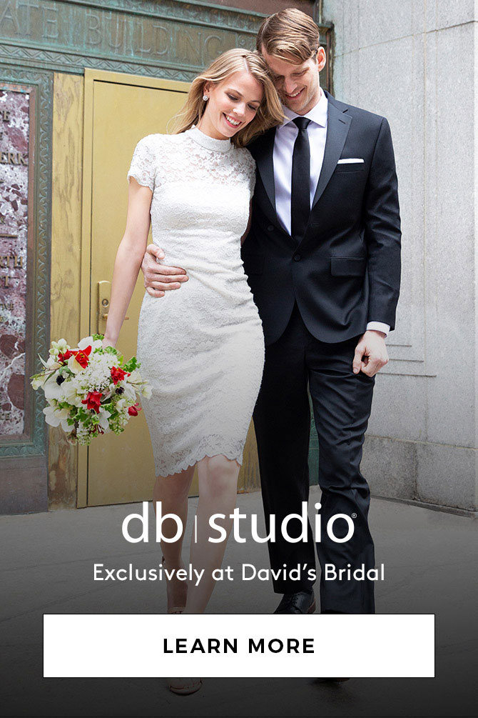 DB Studio Exclusively at David's Bridal