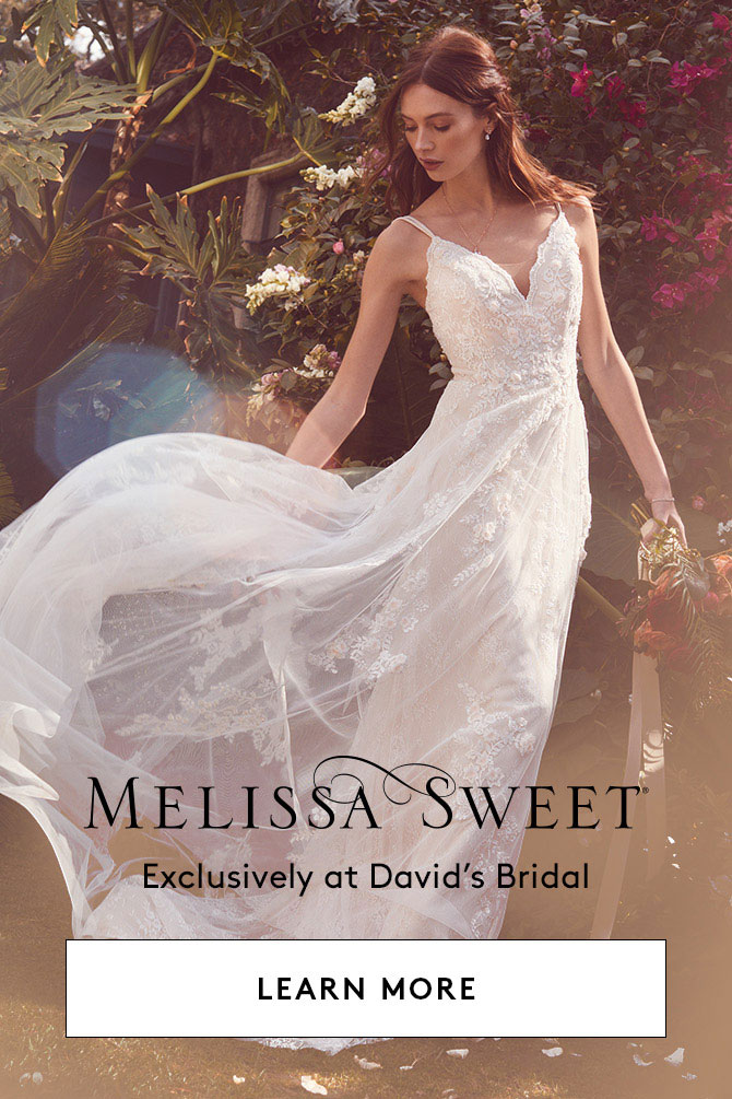Melissa Sweet Exclusively At David S Bridal