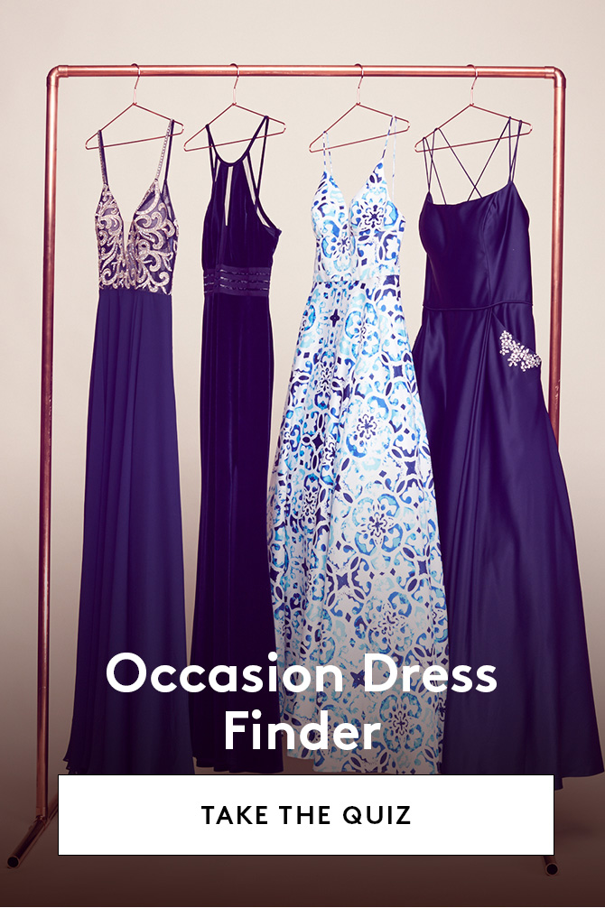Social Event Dress Finder Take Our Quiz Davids Bridal