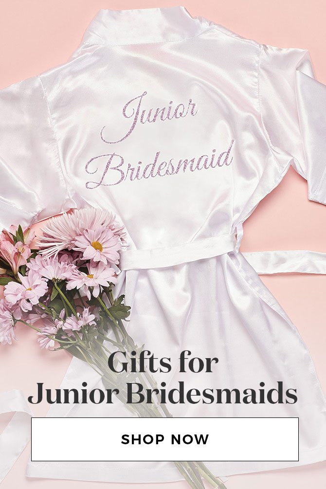 Shop Gifts for Junior Bridesmaids