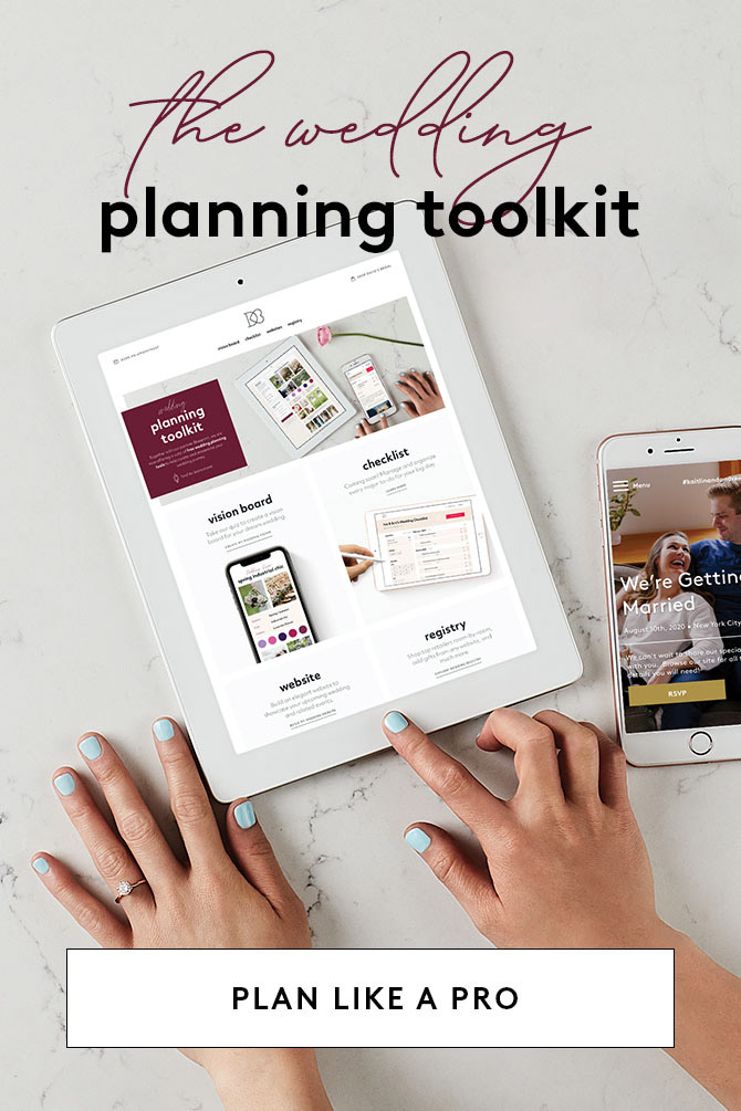 the wedding planning toolkit - PLAN LIKE A PRO