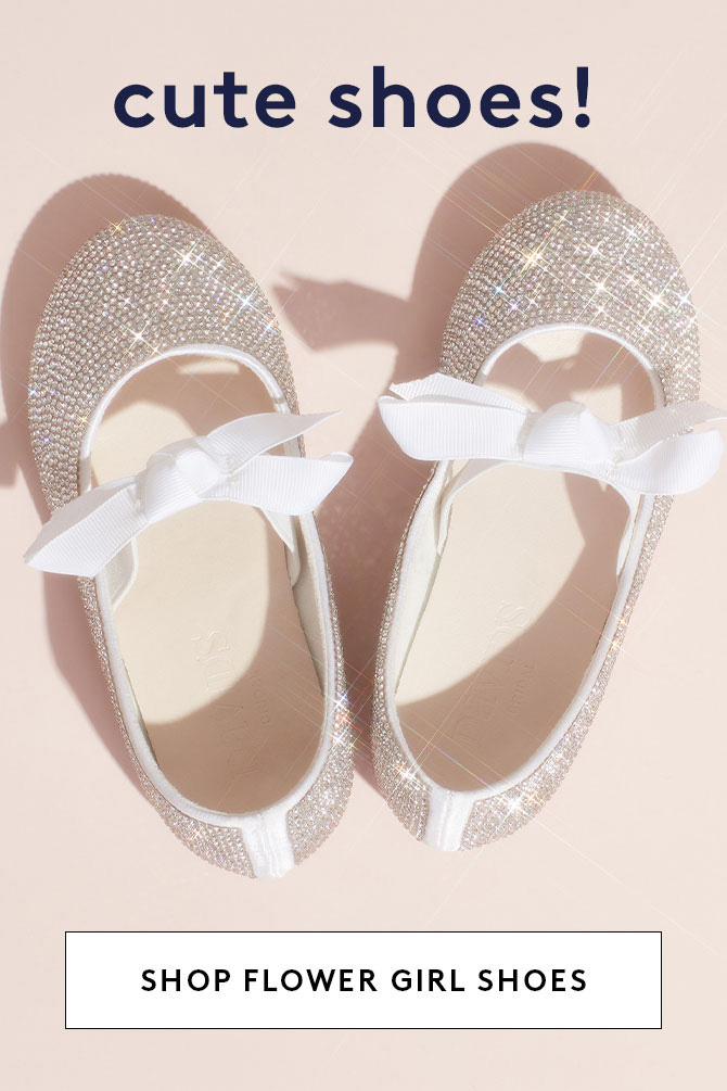 Shop Flower Girl Shoes