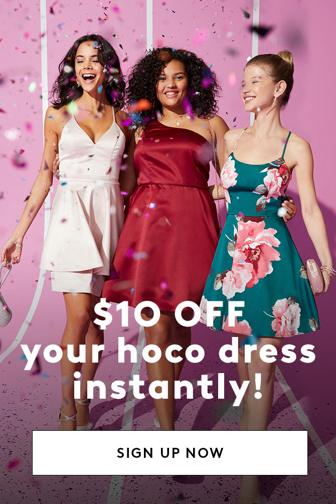 $10 off your dress