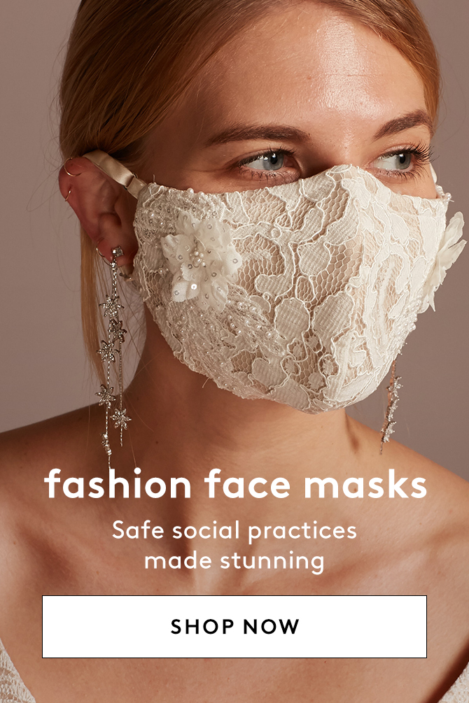 fashion face masks - Safe social practices made stunning - SHOP NOW