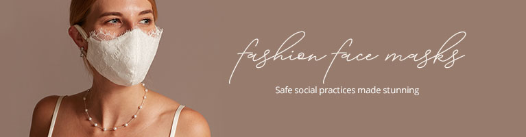 fashion face masks - Safe social practices made stunning