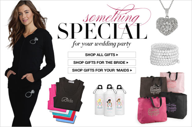 Shop All Wedding Apparel and Wedding Gifts