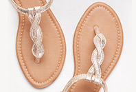 Sandal season is here! Styles start at $14.50