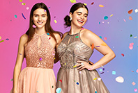 Enter to win your prom dress, plus get $10 off + free shipping on your next order
