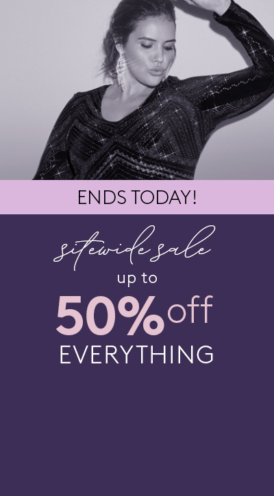 instant gratification - up to 50% off select regular price styles online