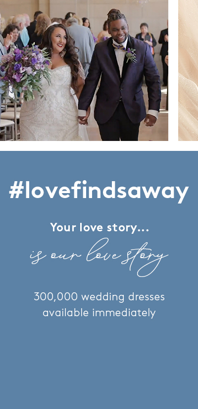 lovefindsaway - Your love story... is our love story