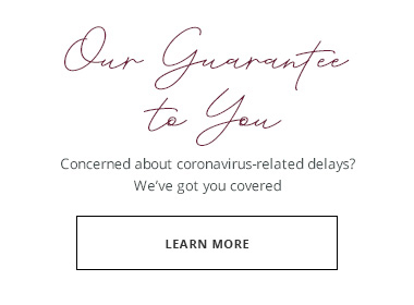 Concerned about coronavirus-related delays? We've got you covered.