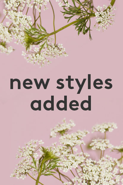 New styles added