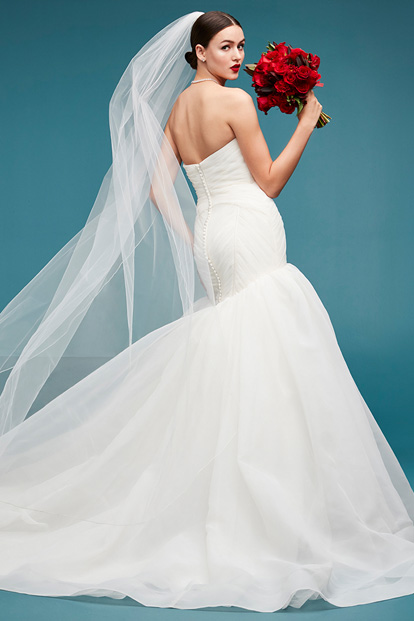Every Wedding Dress On
