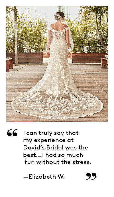 7bc03dbbbef8c Wedding Dresses, Bridesmaid Dresses & Gowns | David's Bridal