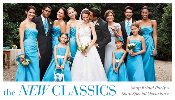 Wedding Dresses Bridesmaid Gowns Prom Dresses David 39s Bridal