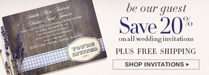 Shop David's Bridal Wedding Invitations
