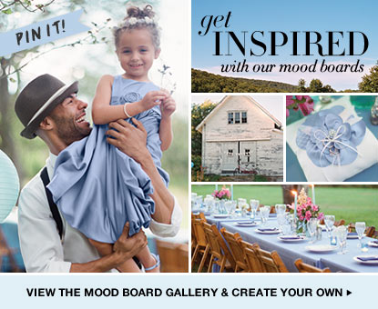 View the Mood Board Gallery and Create Your Own