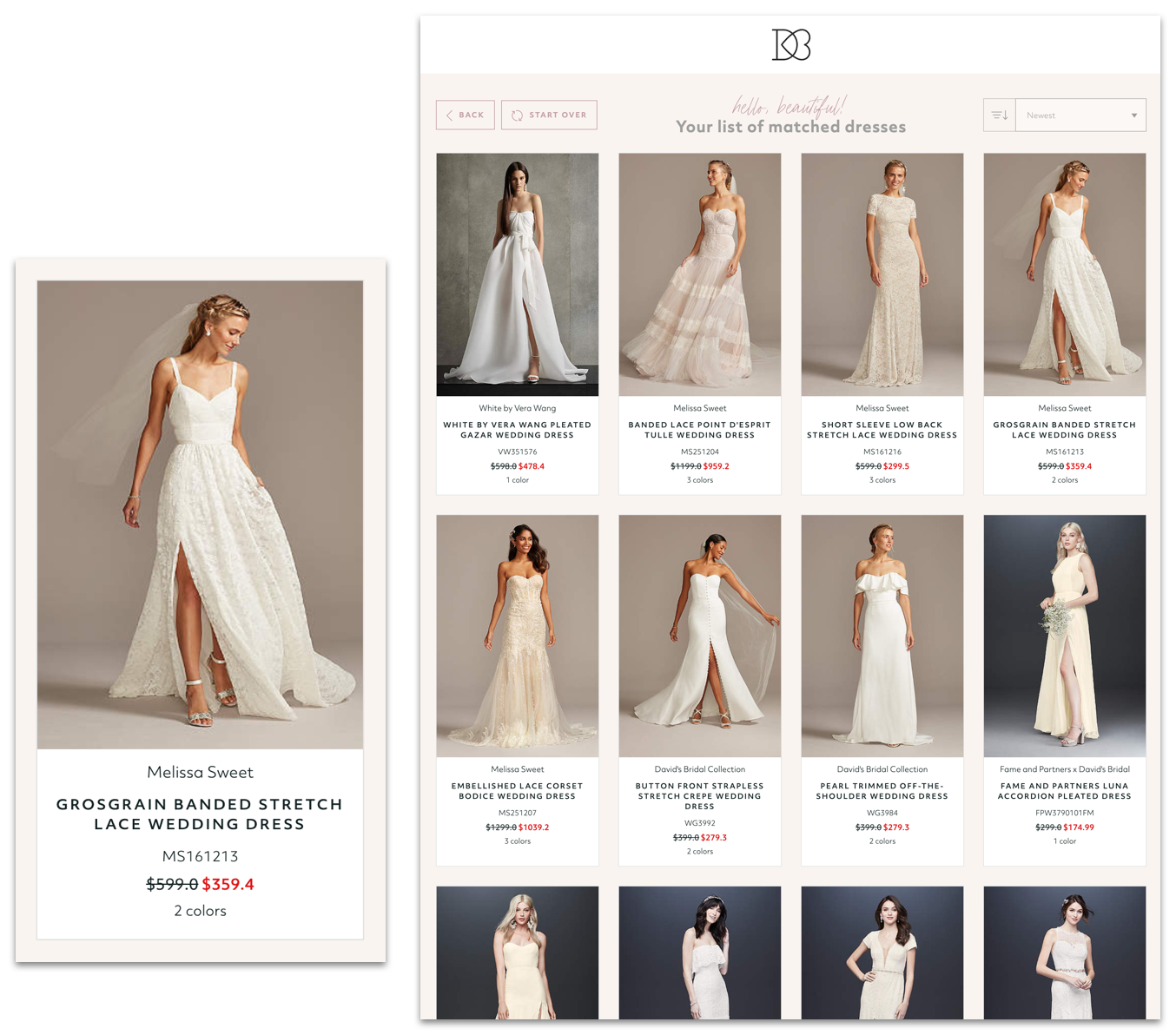 Wedding Dress Quiz & Style Finder | David's Bridal