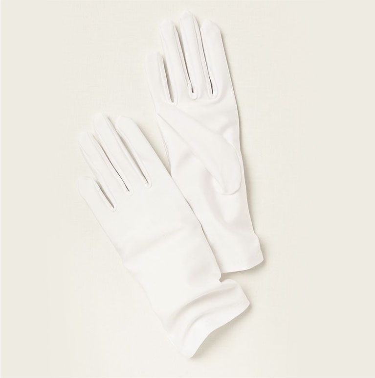 White gloves for cotillion