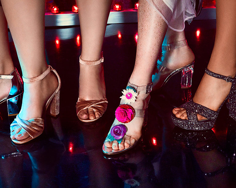 aa9beb93f7e Most Comfortable Heels for Prom