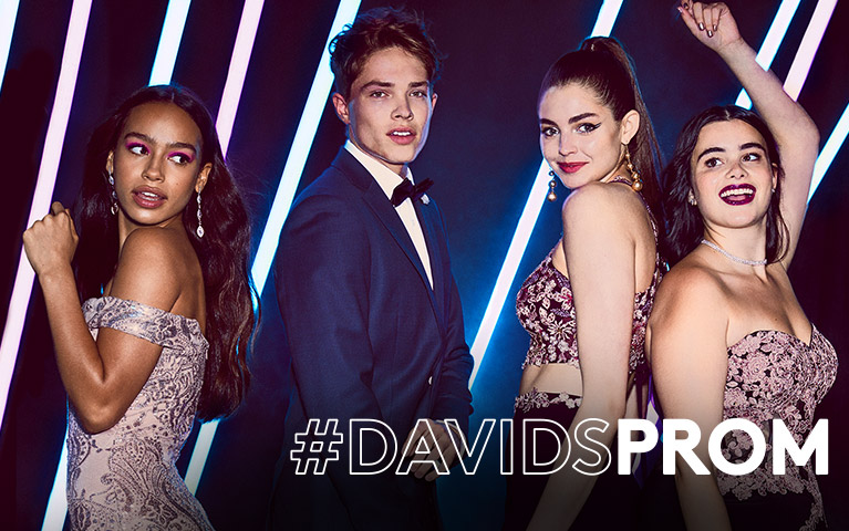 Prom 2019 Trends Trending Prom 2k19 Dresses David S Bridal
