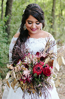 Fall Wedding Bouquet Ideas | David's Bridal
