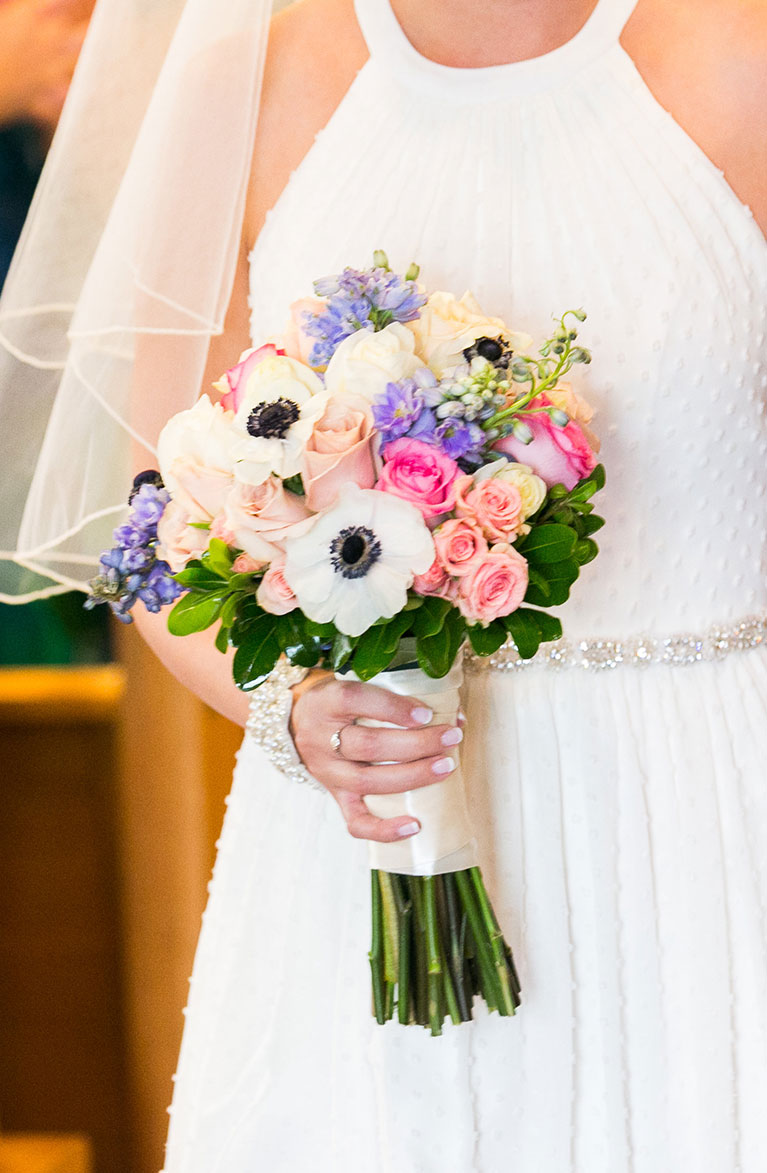Colorful Wedding Bouquets | David's Bridal