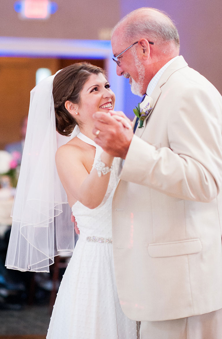 Father Daughter Wedding Dance | David's Bridal