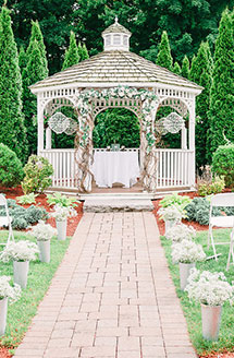 Garden Wedding Venues Connecticut | David's Bridal