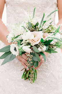 Garden Wedding Bouquets | David's Bridal